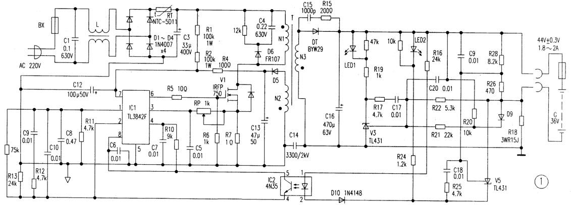 电路 电路图 电子 原理图 1131_407