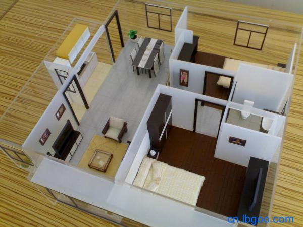 室内设计模型制作的介绍
