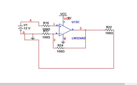 lm324直流电压放大电路