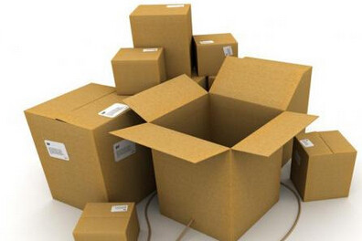 特快专递空包裹:免费派送特快专递的空包裹