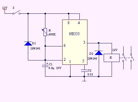 电路 电路图 电子 原理图 450_334