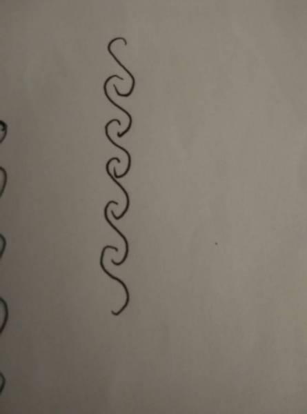 小学生手抄报的花边怎么画,要简单点的