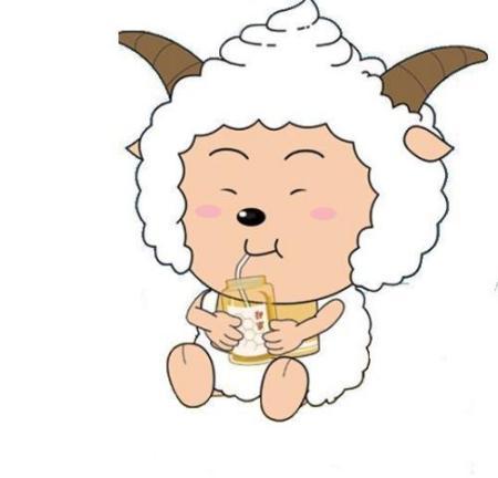 有没有懒羊羊吃东西的图片?