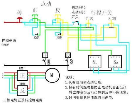 直到按下停止按钮,求个电路图 晕 网速太慢图传不上来  实物接线两个