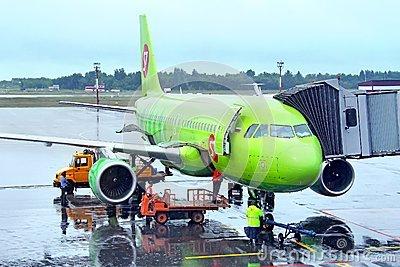 西伯利亚航空公司的重大事故