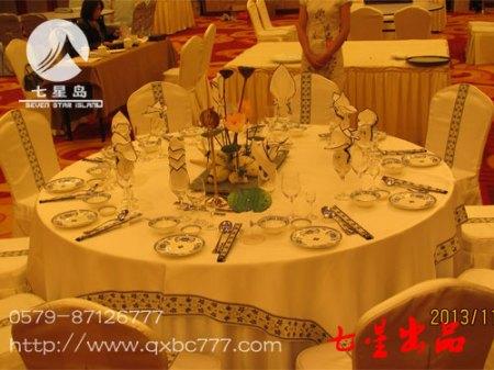 中餐宴会主题摆台资料哪里可供参考?急!急!急!图片