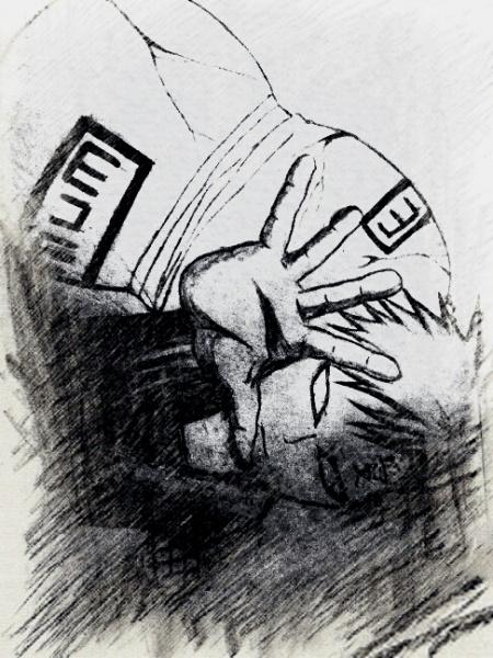 漫画人物侧面男生绘画视频