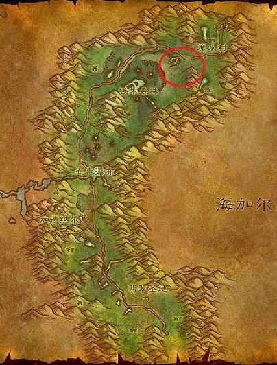 魔兽世界现在智者奥多姆还有吗,怎么我找了很多次连影子都没见