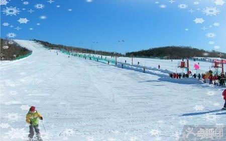 大连铭湖滑雪场的收费信息