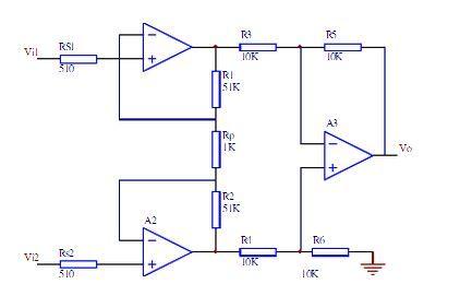 有关差分运放放大电路的稳定性的问题
