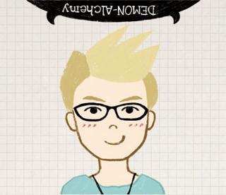 男生卡通头像戴眼镜的,相似这个!谁有!急用!