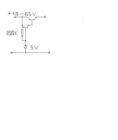 能帮忙设计一个最简单的可调直流稳压电路吗?