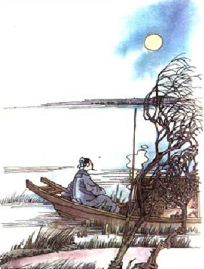 舟夜书所见的介绍