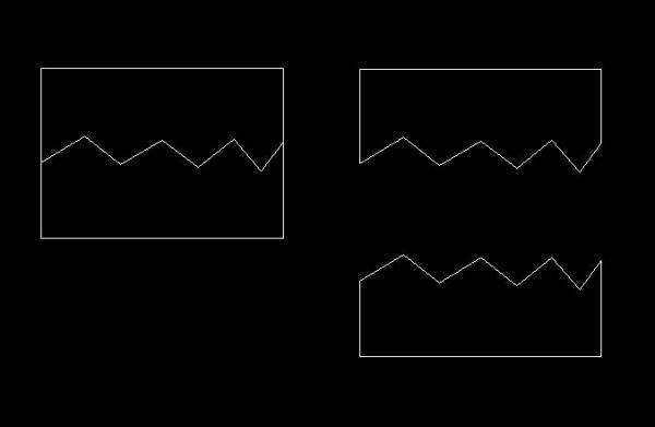 cad面域两个相交的图形_百度知道lykanhypersportcad图片