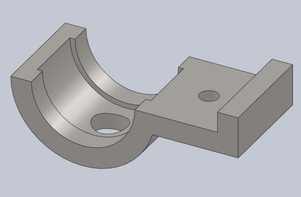 请教一个CAD画三视图的中点cad线技巧捕捉图片