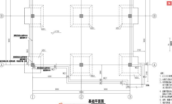 建筑代表中XZD图纸意思图纸教师公寓图片