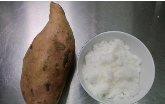 做香米比例,熬糖时,地瓜、水的拔丝是?熬白糖需要提前泡图片