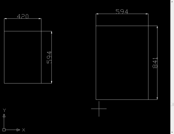 CAD图框A1缩小成A2_百度知道cad图暖通免费下载大样图片