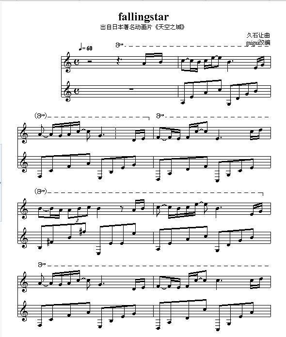 兔子先生钢琴谱简谱