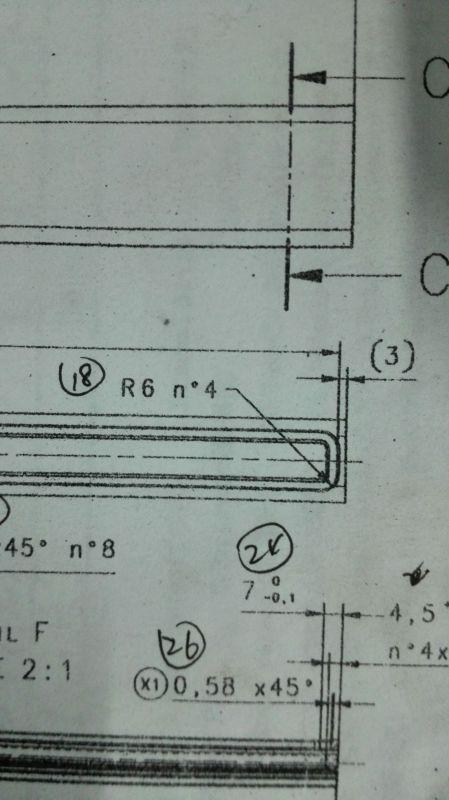 意思图纸上的n°是机械例如n°4房屋恒大图纸v意思图片