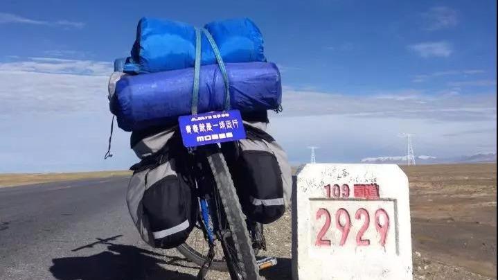 为什么为了一杯甜茶,我骑行2399公里去拉萨?的头图
