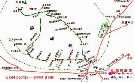 2.5天竟然可以游覽樂山周邊這些地方,竟然都不知道