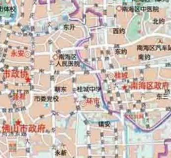 佛山的南海人民医院为什么是在禅城区呢?图片