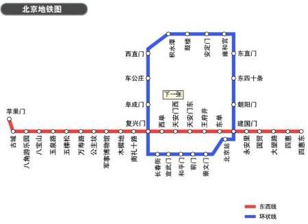 北京地�_信息中心 求北京地铁二号线的线路图   解决方案1: 北京地铁二号线