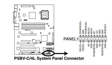 这是我帮你插到的:  华硕z97-c主板跳线怎么连接 答:按此图接线  关于