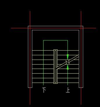 高3米宽2.6我想做双跑楼梯怎么设计,求解,谢谢