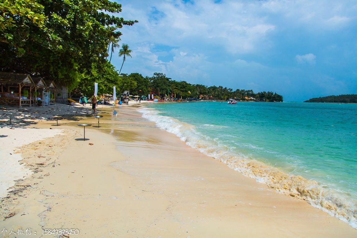 泰国海滩风景图片大全