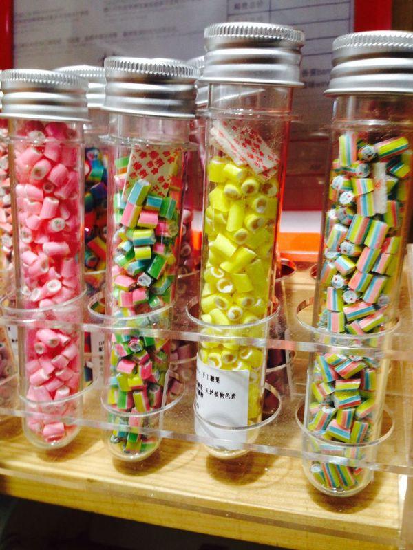 可爱的糖果罐子,好看又好吃图片