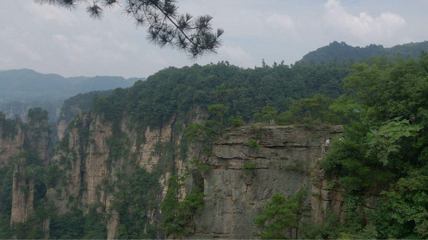 张家界-森林公园