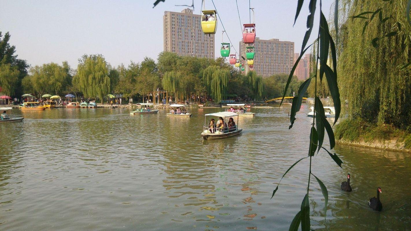 郑州动物园图片