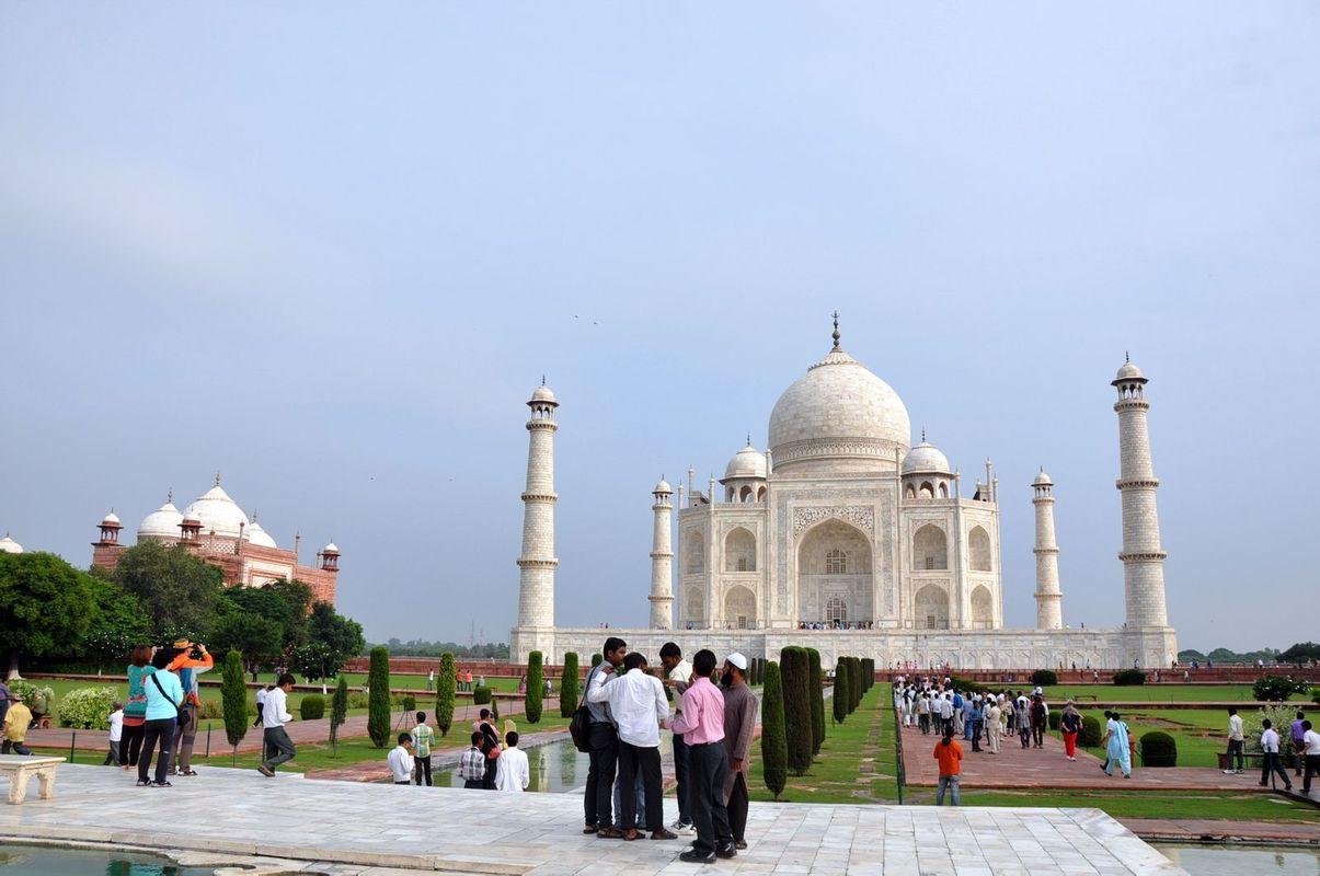 印度 泰姬陵