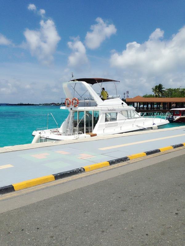 带着婚纱去旅行马尔代夫哈库拉岛