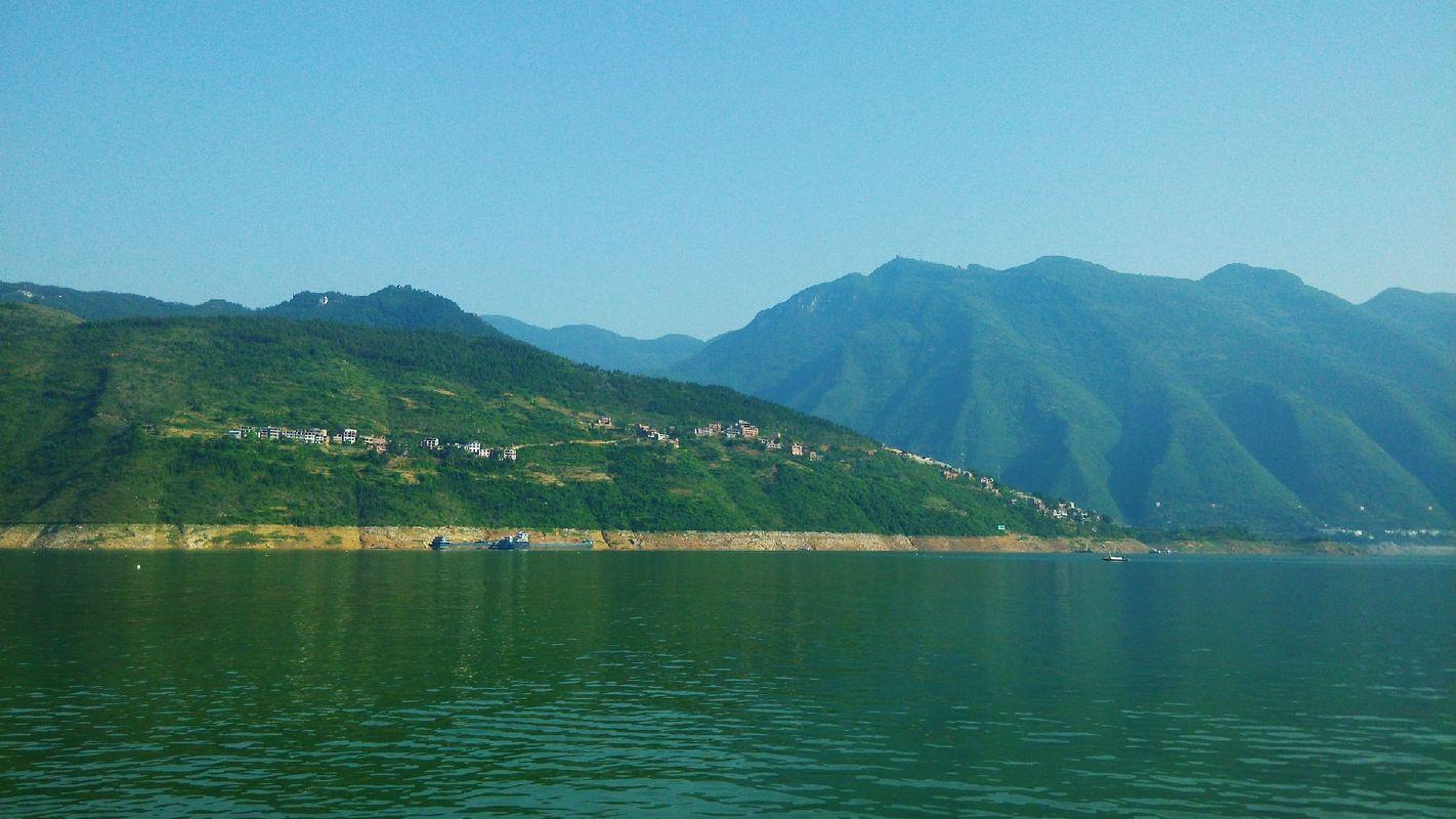 长江三峡——巫峡_旅行画册旅行图片_百度旅游