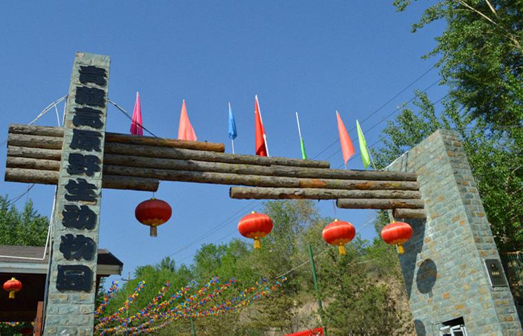 青海省青藏高原野生动物园_旅行画册旅行图片_百度旅游