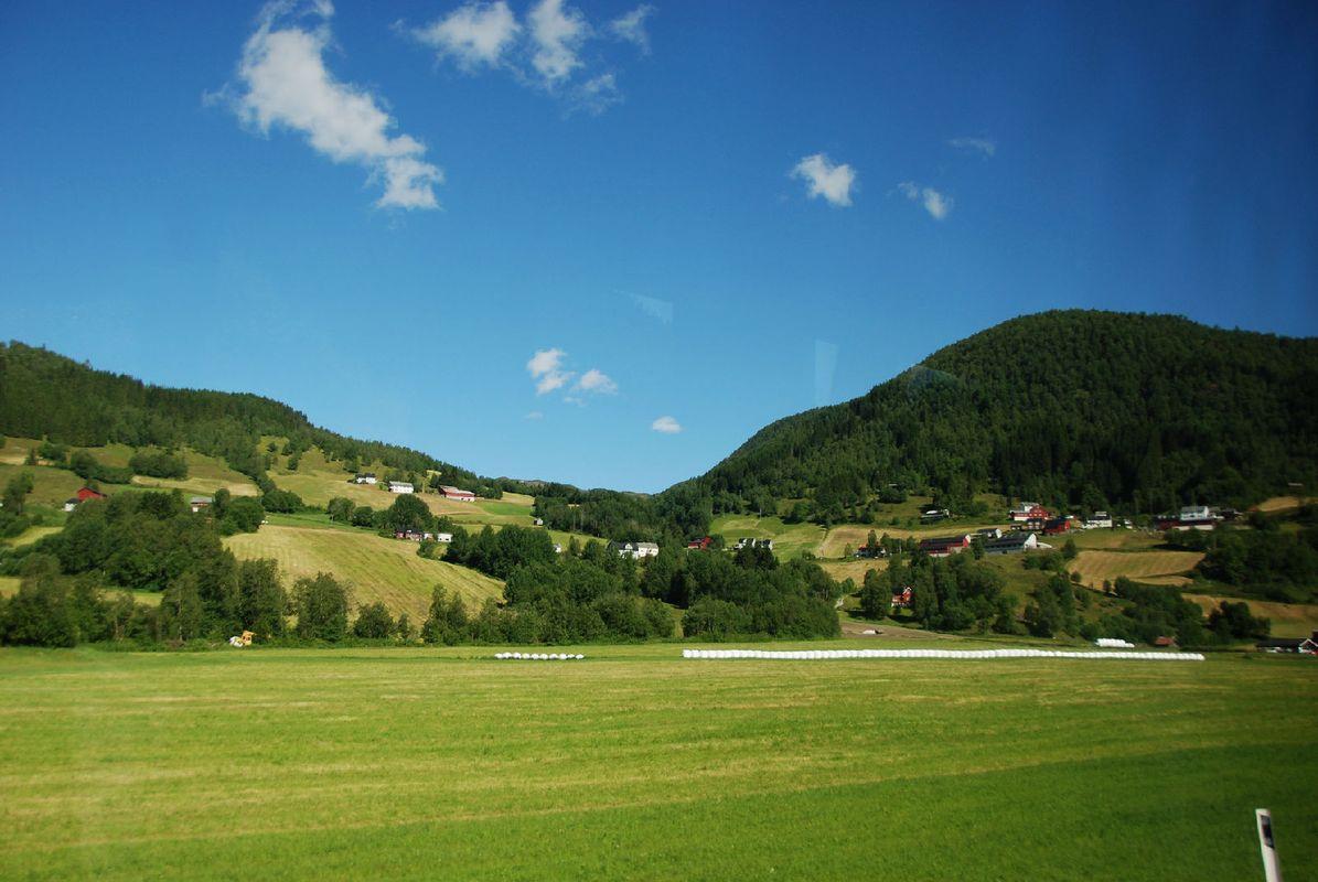 盖罗小镇到弗洛娒小镇沿途风景图片