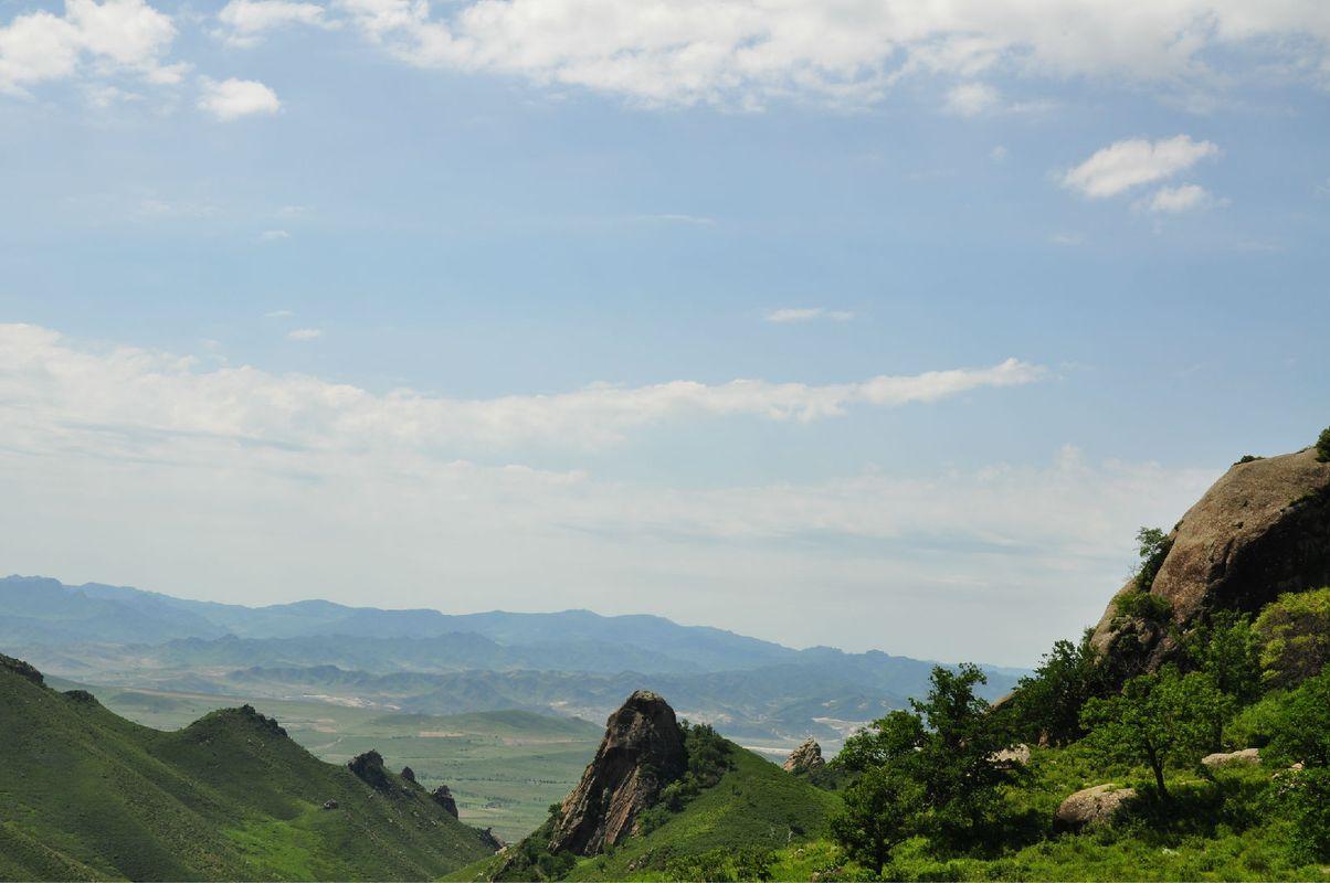 内蒙赤峰大青山_旅行画册旅行图片_百度旅游