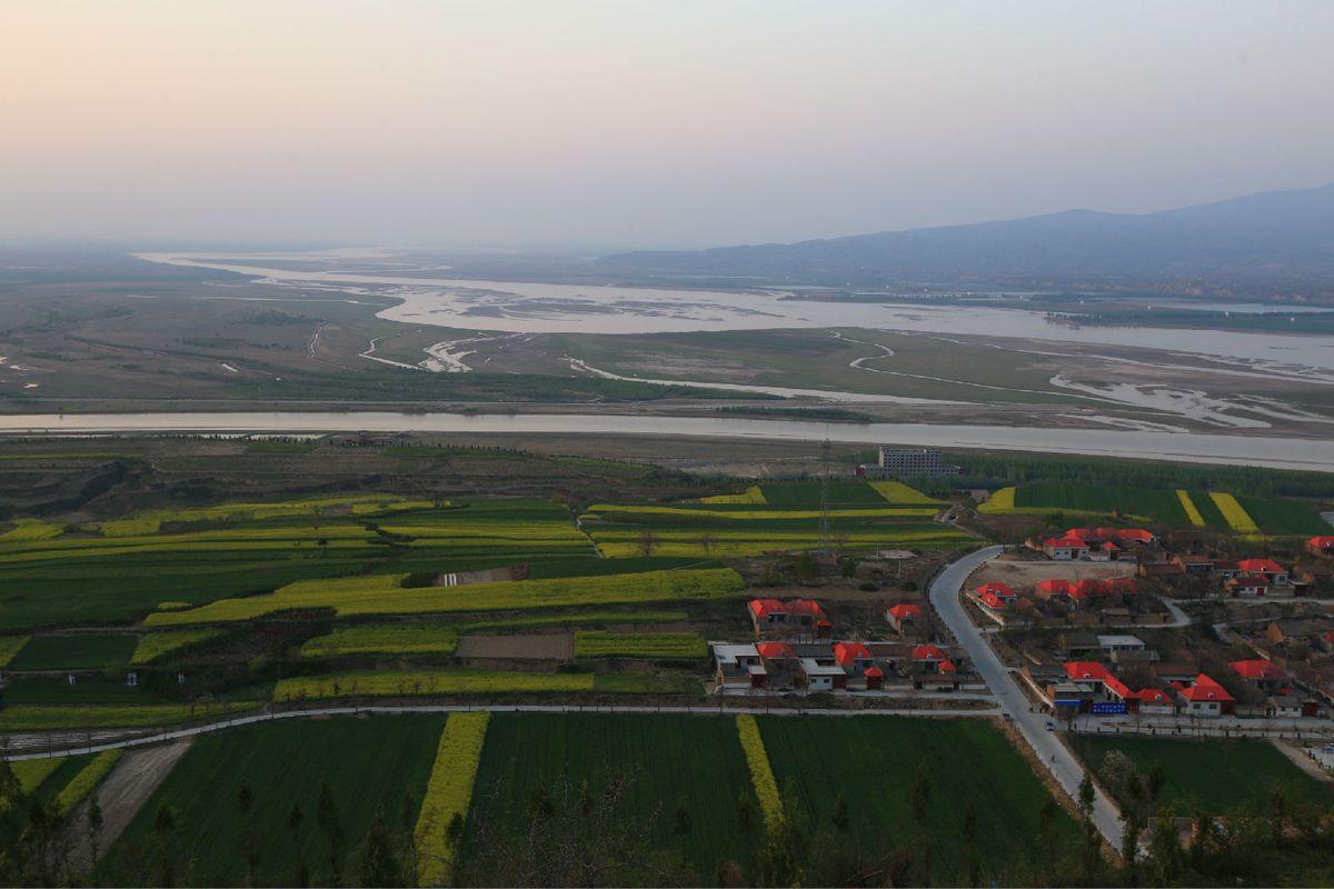 潼关黄河风景景区