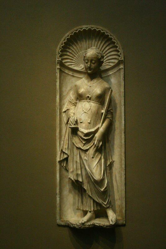 雕塑作品图片