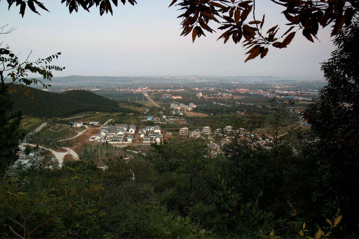 莱州云峰山_旅行画册旅行图片_百度旅游