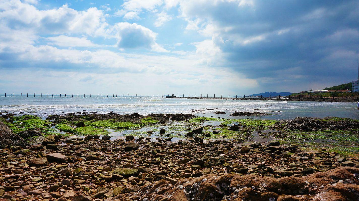 青岛海边图片