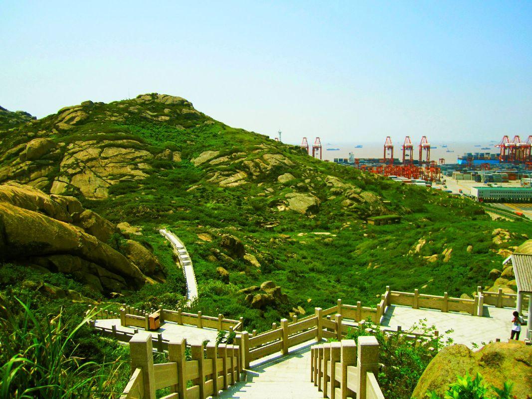 浙江.洋山风景区