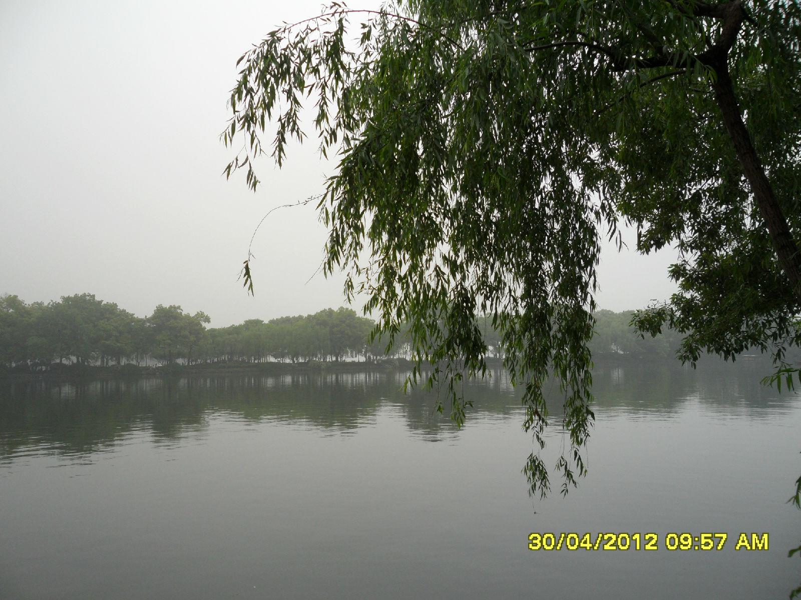 苏杭黄山风景秀美