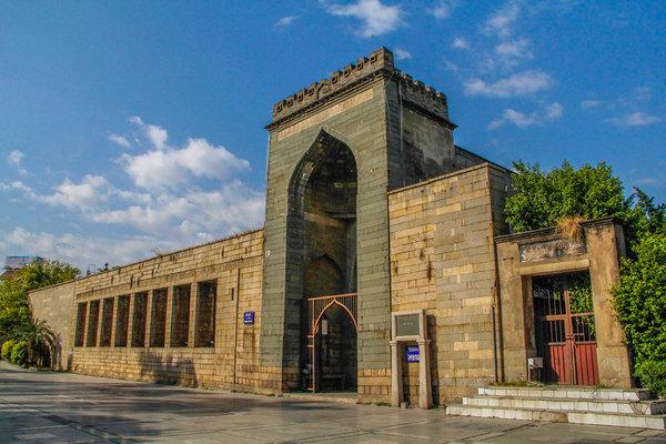 往下走一段就到了清净寺,清净寺也是泉州特色之一,属于伊斯兰教.