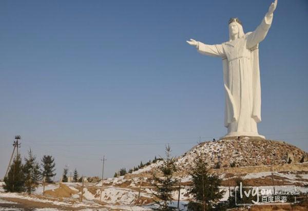 世界上最大的12座著名雕像--出国wifi相伴