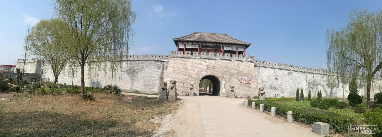 寻访衡水湖边冀州古城的八景,十八庙等历史古迹游记