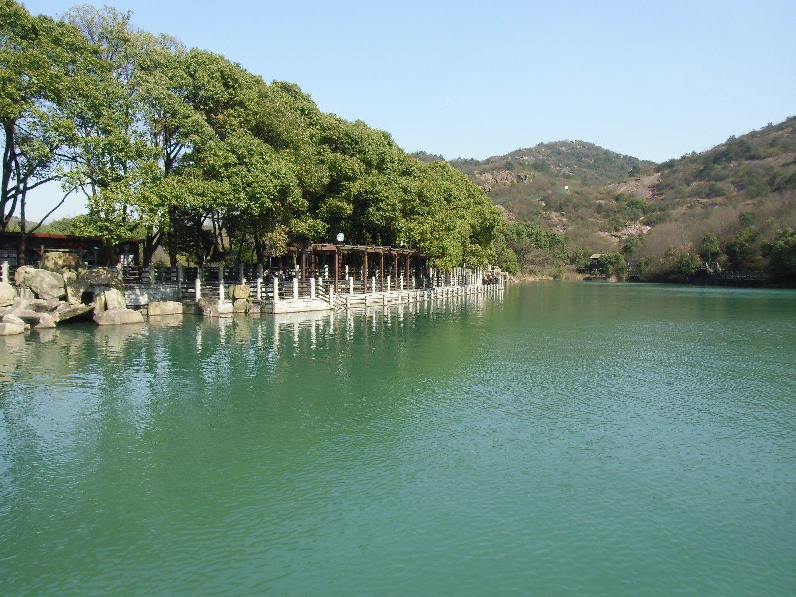"""老猫游记之""""灵山秀水""""——苏州白马涧龙池风景区"""